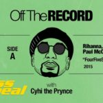 CyHi The Prynce Talks Kanye West's 'FourFiveSeconds' On Mass Appeal's 'Off The Record'