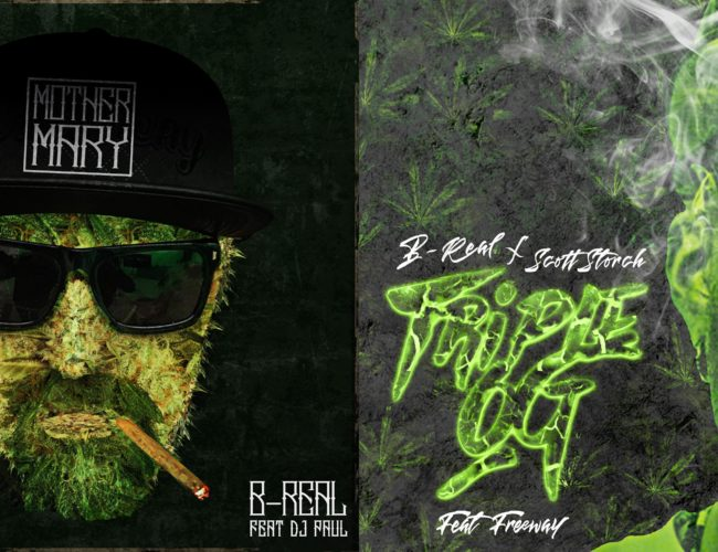 MP3: B-Real feat. DJ Paul & Freeway - Mother Mary/Triple OG