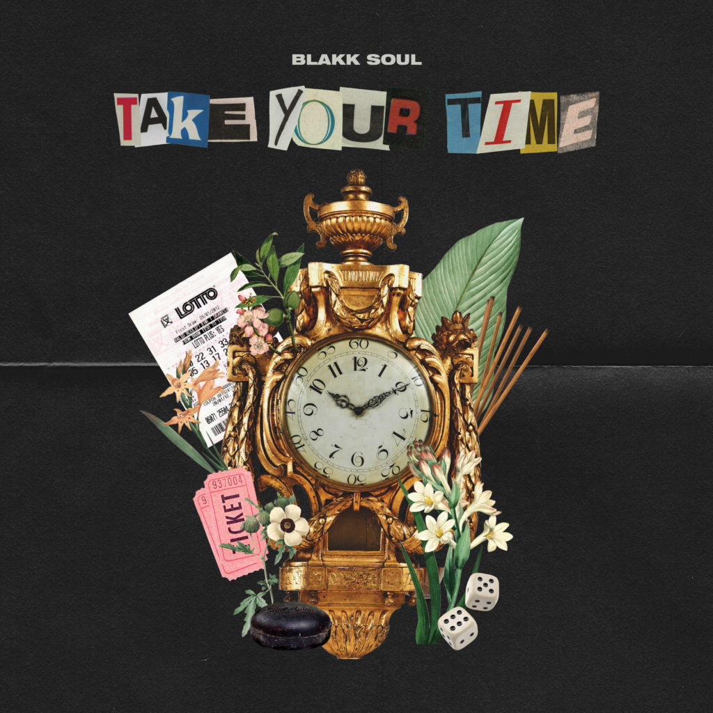 Blakk Soul Announces 'Take Your Time' Album + Drops 'Help' Single feat. Joell Ortiz