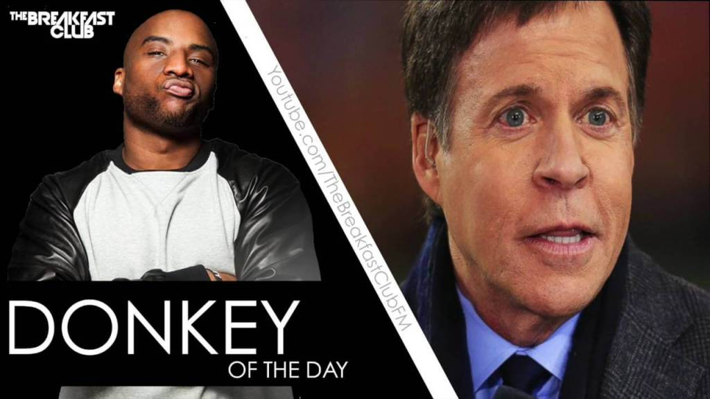 Bob Costas Awarded Donkey Of The Day For Saying That Usain Bolt Is Bigger Than Bob Marley
