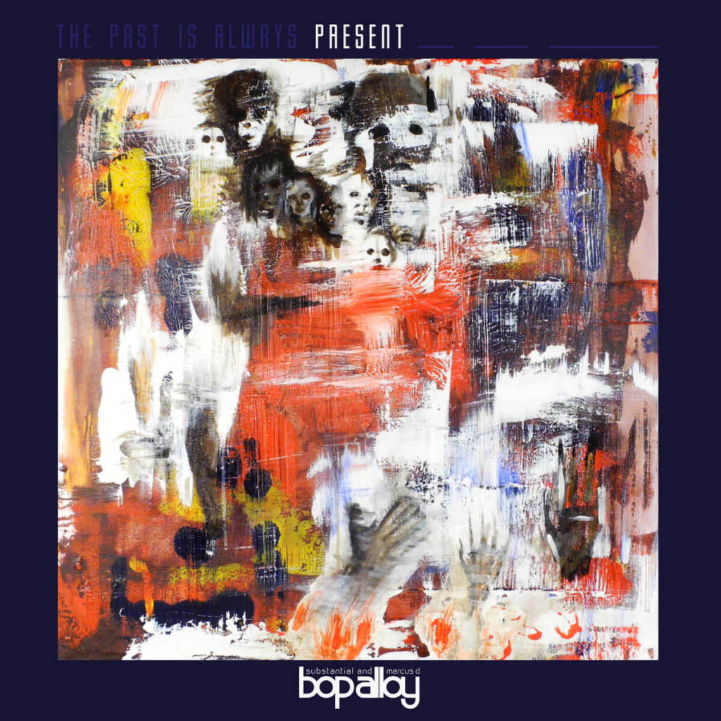 MP3: @BopAlloy (@IAmSubstantial @MarcusD) feat. Steph The Sapphic Songstress - Party With Purpose
