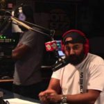 Ebro @ Hot 97 [Screenshot Artwork]