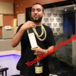 French Montana Gets Drunk, Disses 50 Cent, & Then Dumps Effen Vodka In The Trash