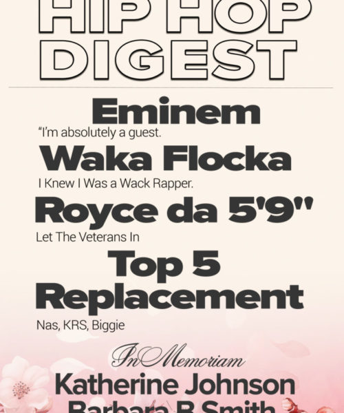 The Hip-Hop Digest Show - Truth Be Told…
