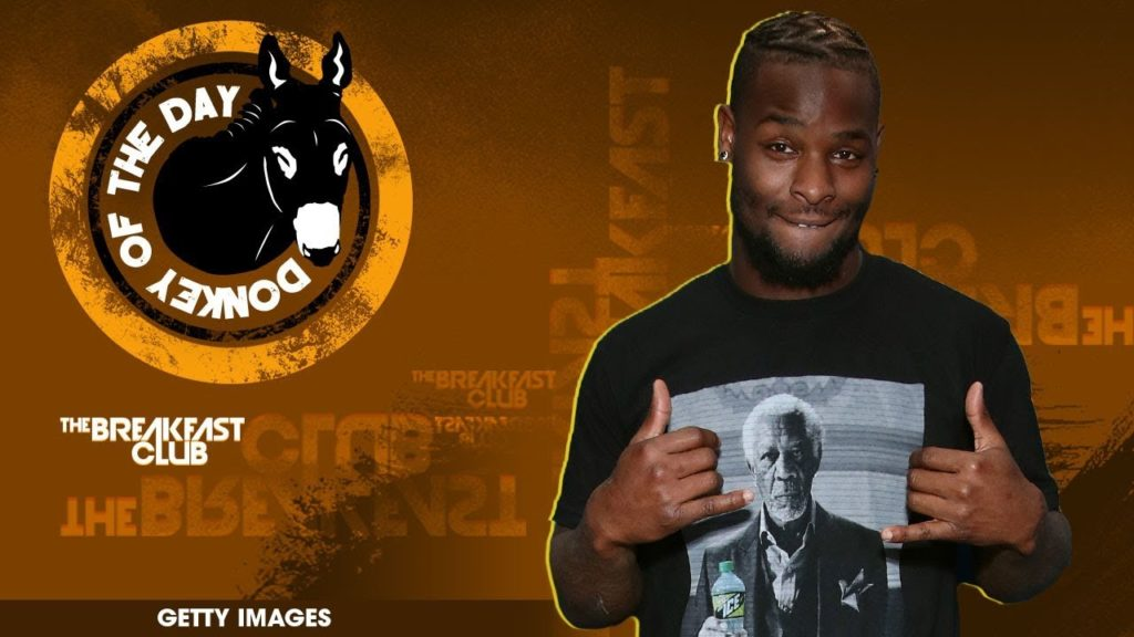 Le'Veon Bell Awarded Donkey Of The Day For Getting Caught Bowling After Jets Ruled Him Out Sick