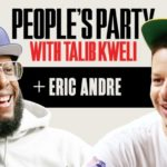 Eric Andre On 'People's Party With Talib Kweli'