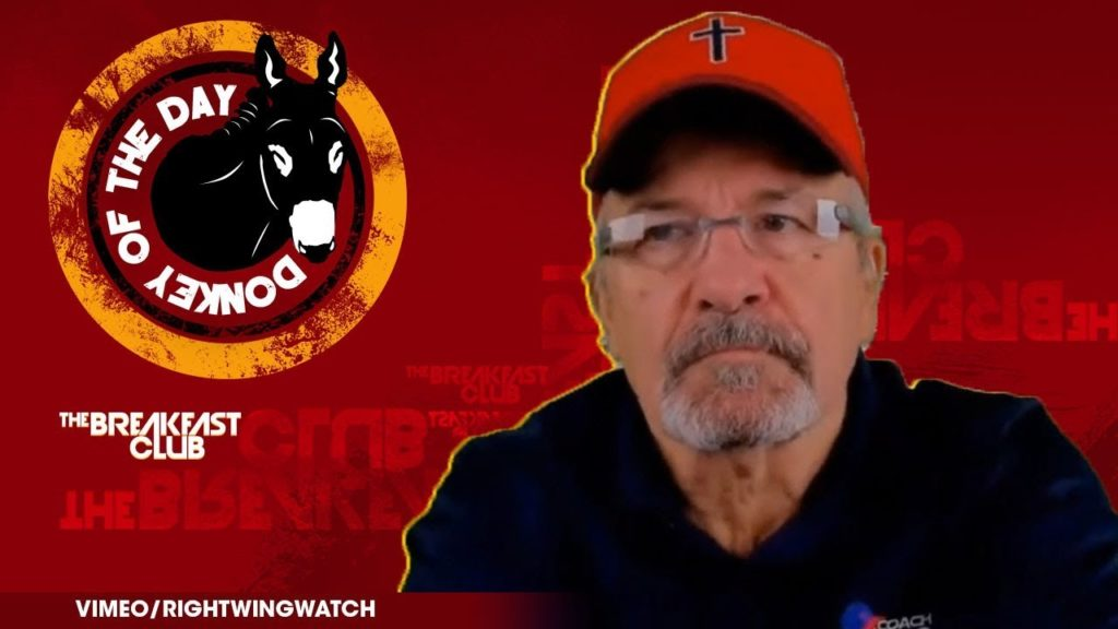 Ohio Minister Dave Daubenmire Awarded Donkey Of The Day For Wanting To Sue NFL After Super Bowl Halftime Show Showed Too Much Skin