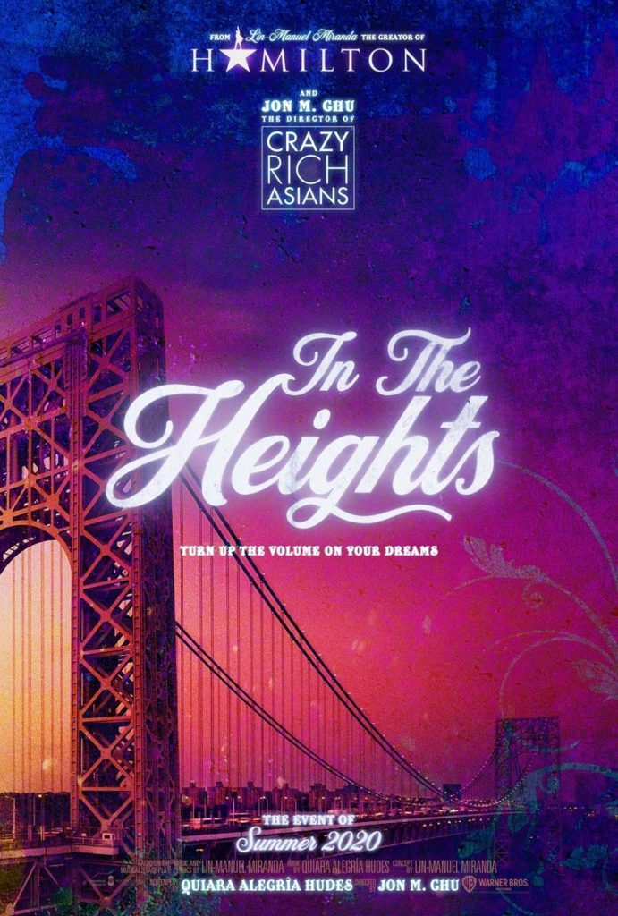 1st Trailer For 'In The Heights' Movie
