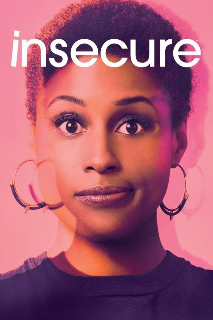 Issa Rae & HBO present Insecure (Official) [TV Show Artwork]