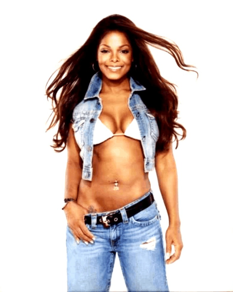 Janet Jackson Is Back In The Lab Working On New Music