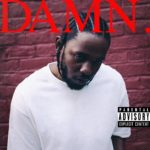 Kendrick Lamar - DAMN. [Album Artwork]