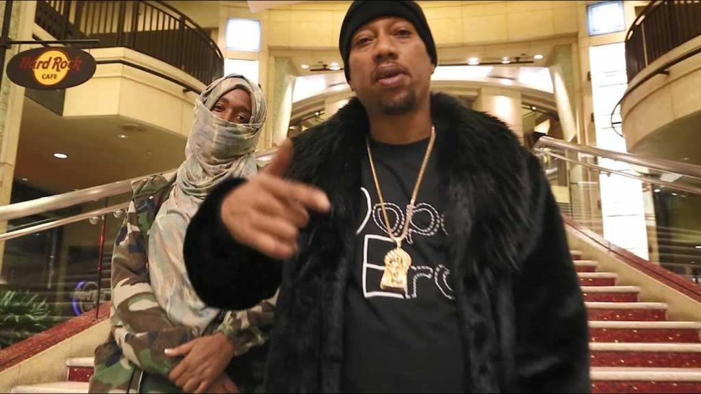 Video: Planet Asia - Tec And A Mink [Prod. 38 Spesh]