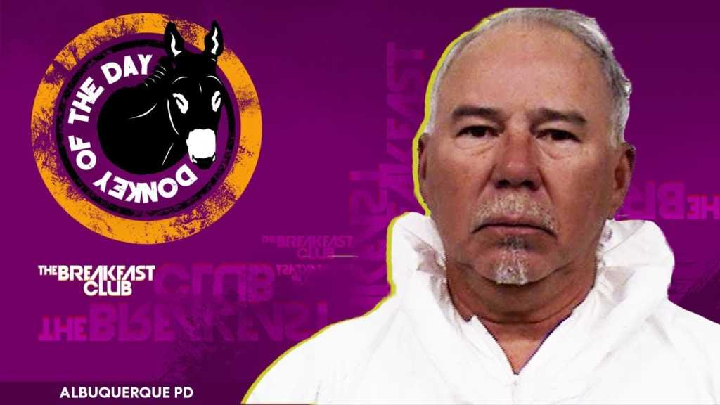 New Mexico Man Joe Macias Awarded Donkey Of The Day For Trying To Kill His Wife Over Stimulus Check