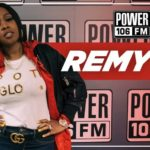 Remy Ma On Advising To Lil Yachty, Not Eating Meat, New Music & More w/The Cruz Show (@RealRemyMa @JCruz106 @Power106LA)