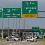 The aftermath of the killing of 3 cops in Baton Rouge on 07.17.2016 [Press Photo]