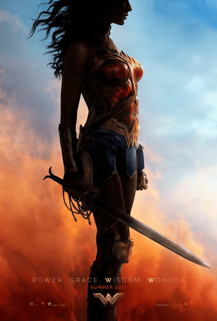 Wonder Woman (Official) [Movie Artwork]