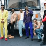 """The cast of BET's upcoming miniseries, """"The New Edition Story"""""""